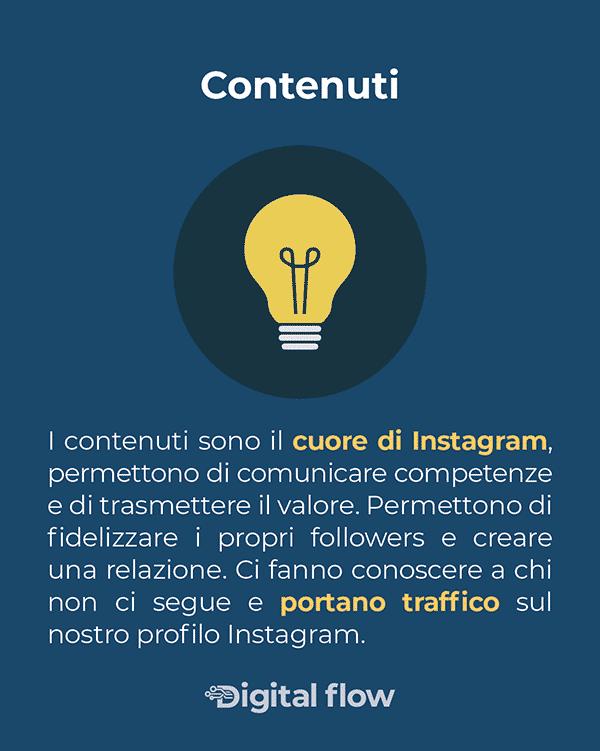 I contenuti sono il cuore