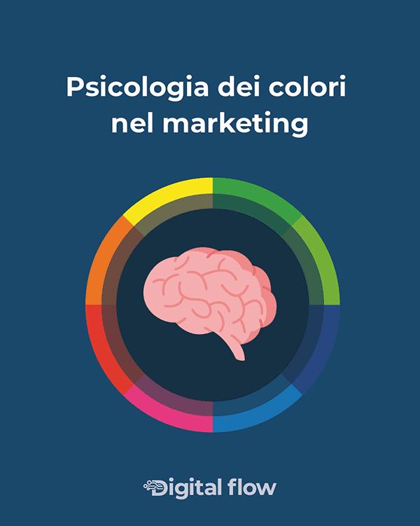 Psicologia dei colori del marketing